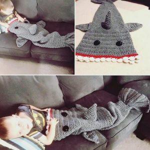 Crochet Blanket for Kids