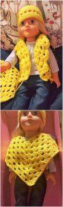 Crochet Creation for Doll