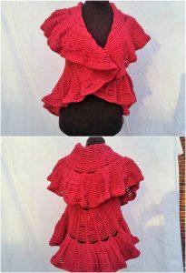 Crochet Dress for Ladies