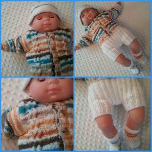 Crochet Idea for Doll