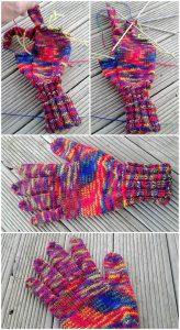 DIY Crochet Gloves