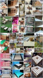 Magnificent Wood Pallet Recycling Ideas