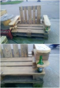 Pallet Bench or Chair