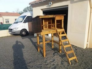 Creative Ideas to Reuse Old Wood Pallets