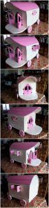 Pallet Doll House or Cart