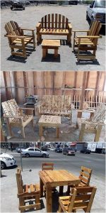 Creative Ideas to Give Old Wood Pallets New Look