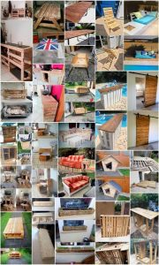 The Beginner's Guide to Recycled Wood Pallet Projects