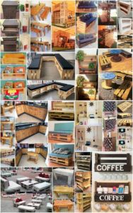 Make Some Amazing Creations with Recycled Pallets
