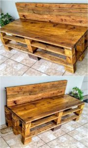 Fabulous Crafting Ideas Made with Recycled Pallets