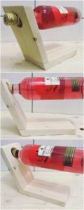 Pallet Bottle Holder