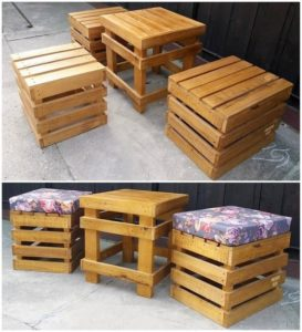 Remarkable DIY Projects with Old Pallets