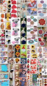 40+ Easy Crochet Free Patterns for Beginners