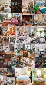 Attractive Bohemian Bedroom Decor Designs
