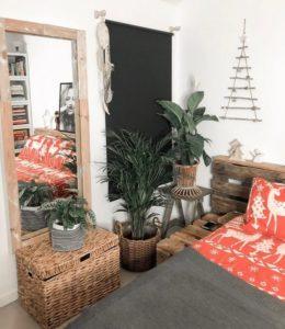 Bohemian Bedroom Decor (13)