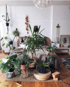 Bohemian Bedroom Decor (23)