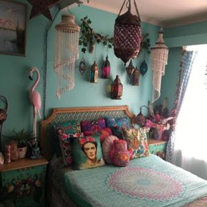 Bohemian Bedroom Decor (4)