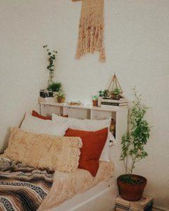 Bohemian Bedroom Decor (41)