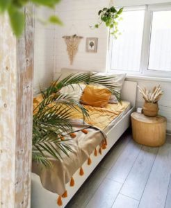Bohemian Bedroom Decor (7)