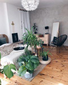 Bohemian Bedroom Decor Design (12)