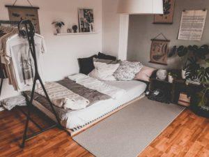 Bohemian Bedroom Decor Design (20)
