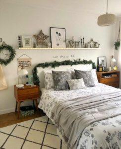 Bohemian Bedroom Decor Design (7)