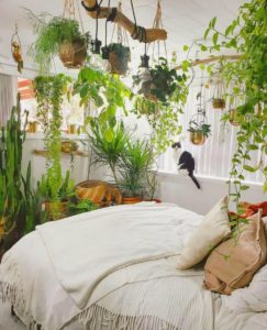 Bohemian Bedroom Decorating (12)