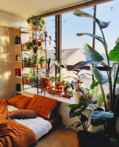 Bohemian Bedroom Decorating (2)