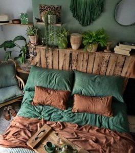 Bohemian Bedroom Decorating (21)