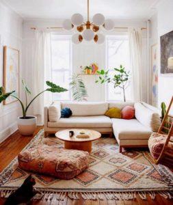 Bohemian Home Interior Decor (14)