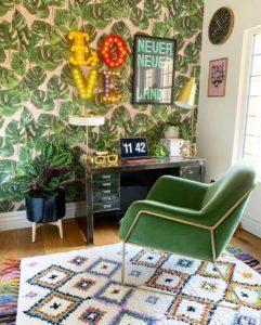 Bohemian Home Interior Decor (26)