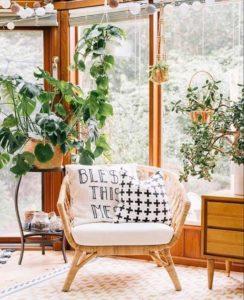 Bohemian Home Interior Decor (29)