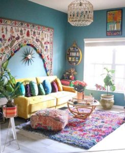 Bohemian Home Interior Decor (7)