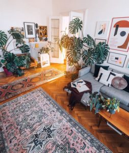 Bohemian Home Interior Design (11)