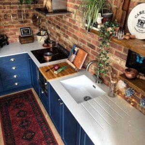 Bohemian Home Interior Design (17)