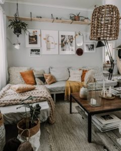 Bohemian Home Interior Design (5)