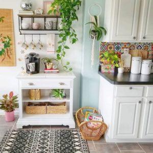 Bohemian Home Interior Design (8)