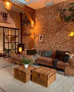 Bohemian Interior Design (18)