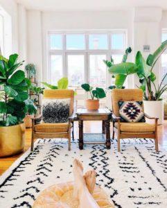 Bohemian Interior Design (34)