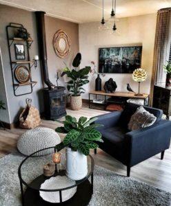 Bohemian Interior Design (37)