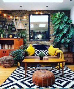 Bohemian Interior Design (41)