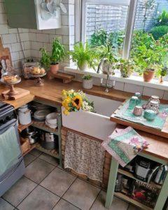 Bohemian Kitchen Decor (4)