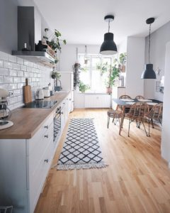 Bohemian Kitchen Decor (7)