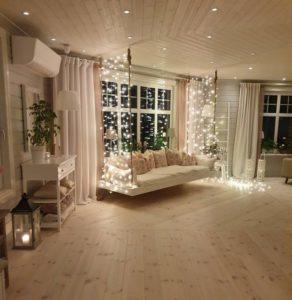 Bohemian Style Home Interior Decor (19)