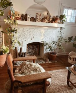 Bohemian Style Home Interior Decor (20)