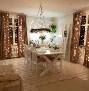 Bohemian Style Home Interior Decor (9)