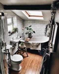 Modern Style Bohemian Interior Design (10)