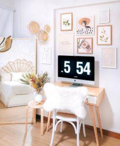 Modern Style Bohemian Interior Design (14)