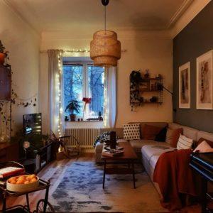 Modern Style Bohemian Interior Design (24)