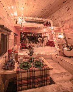 Modern Style Bohemian Interior Design (8)