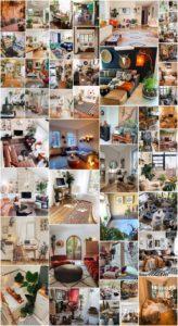 50 Elegant Bohemian Home Interior Decor Designs